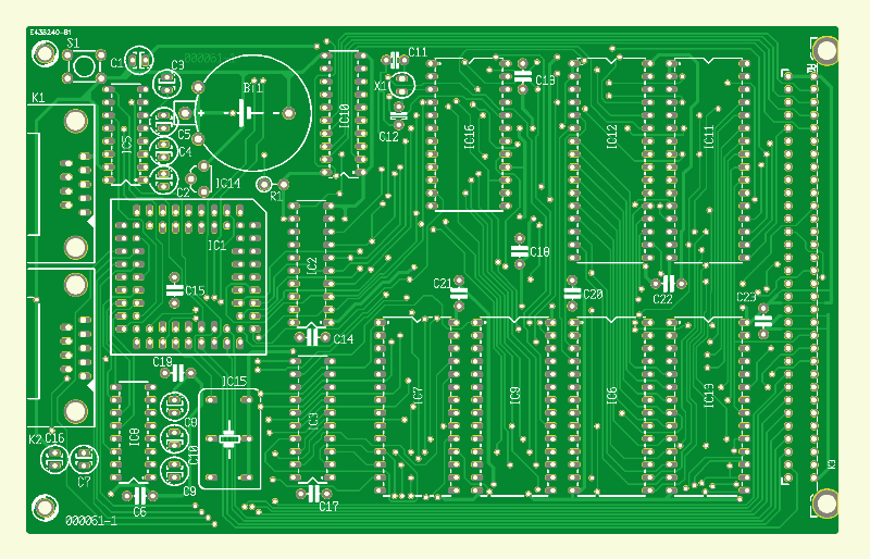 PIC17-Einplatinencomputer