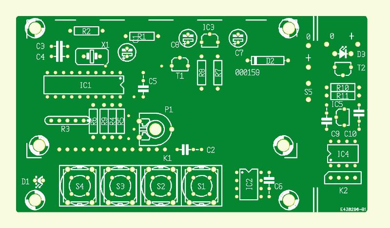 DS1621-Programmer