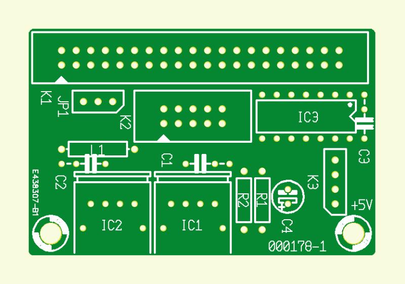 Einfacher Adapter für SB Live!Player