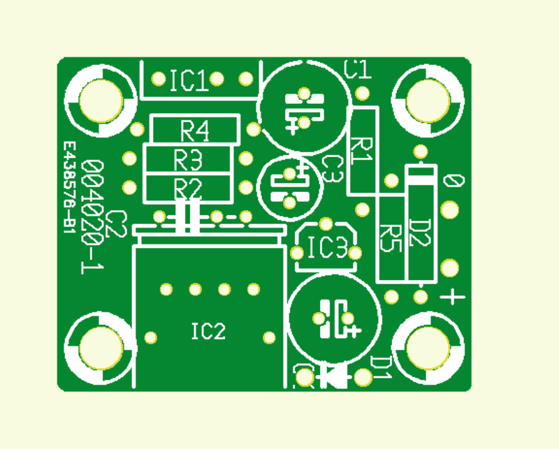 IR-Receiver für Glasfaser-Leitung