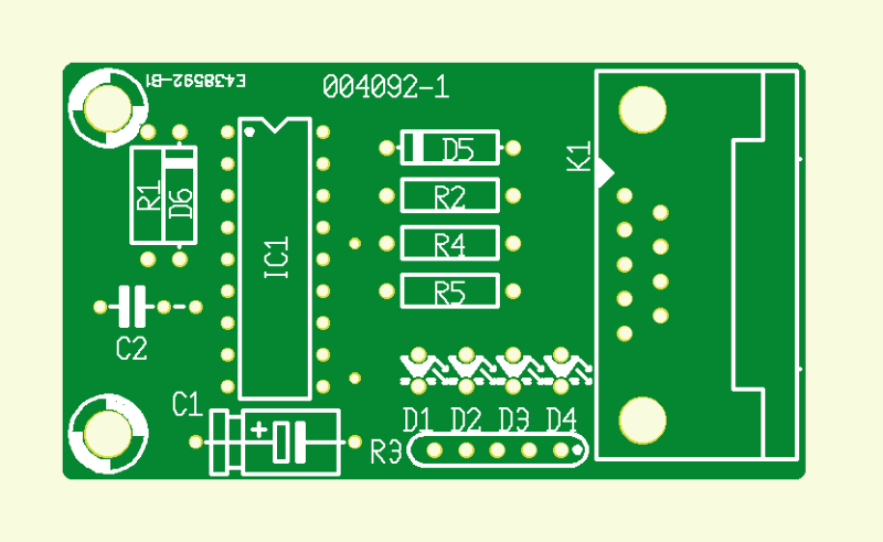 Mini-Programmer für PIC16F84/16C84