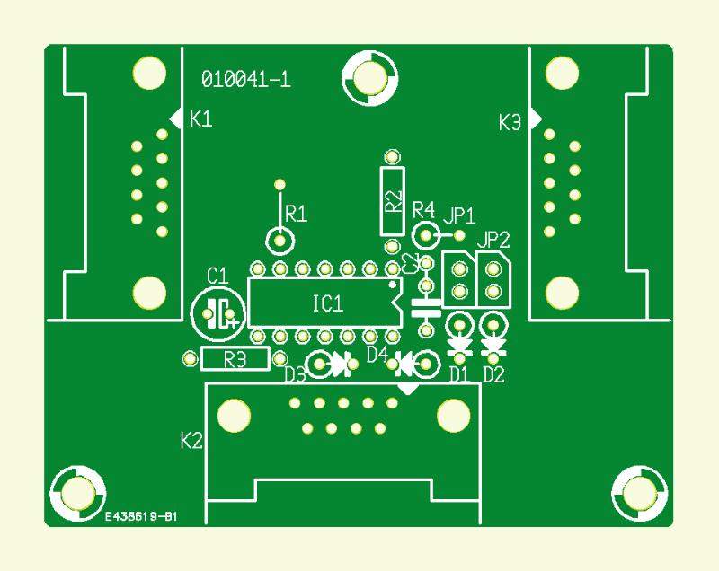 Datenspion RS232