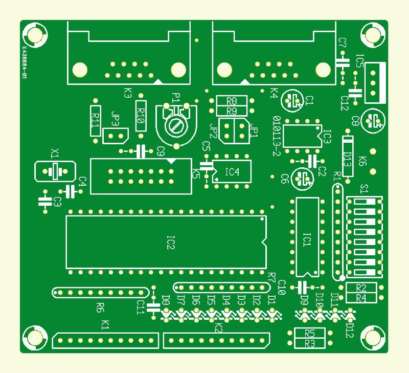 DCI Bus: PCB 2