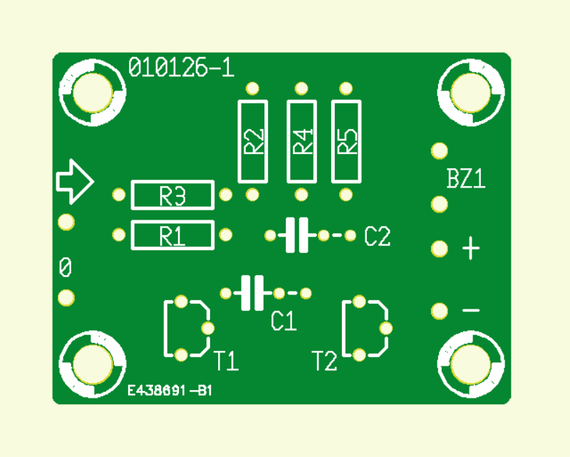 Acoustic Voltmeter