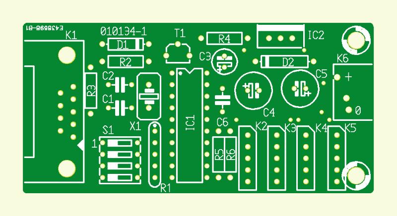 Duo-Lauflicht Controller