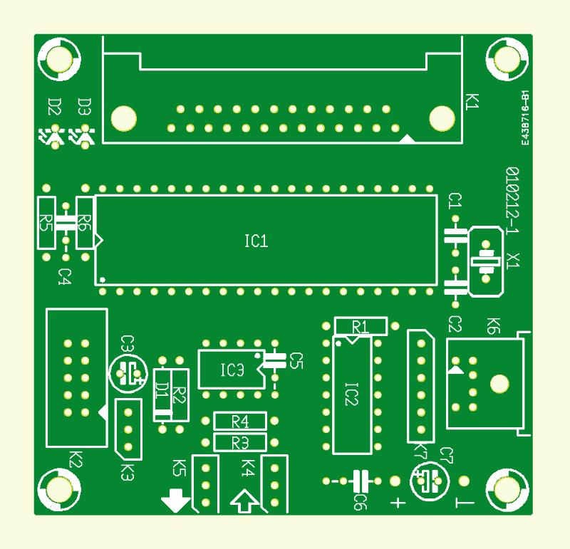 LPT-DMX-Interface