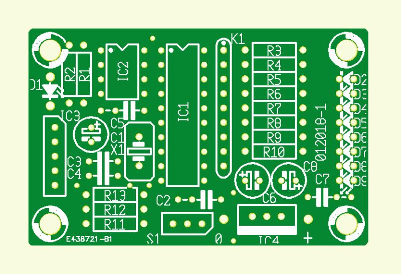 IR-Multicode-Empfänger