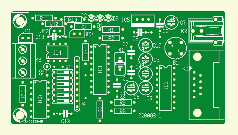 RS232/RS485-Schnittstellenadapter