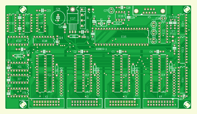 20/40 MHz Logic Analyser