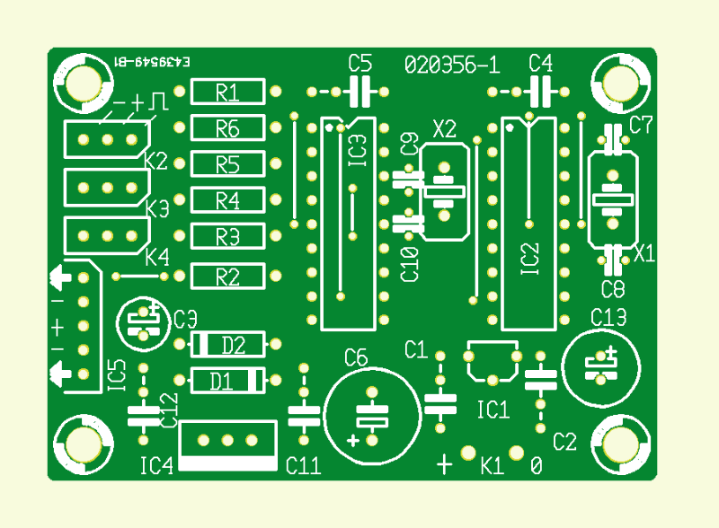 IR-Servomotor-Interface für RCX
