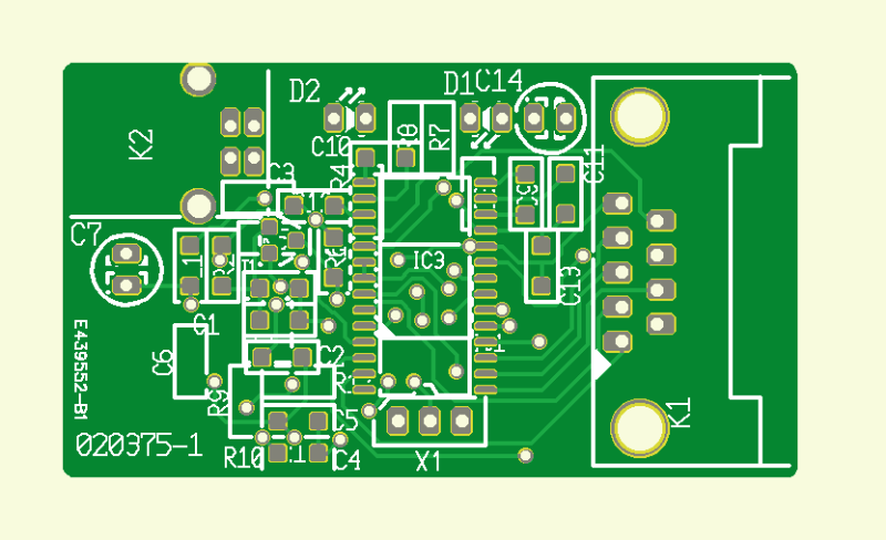 USB-RS232-Interface