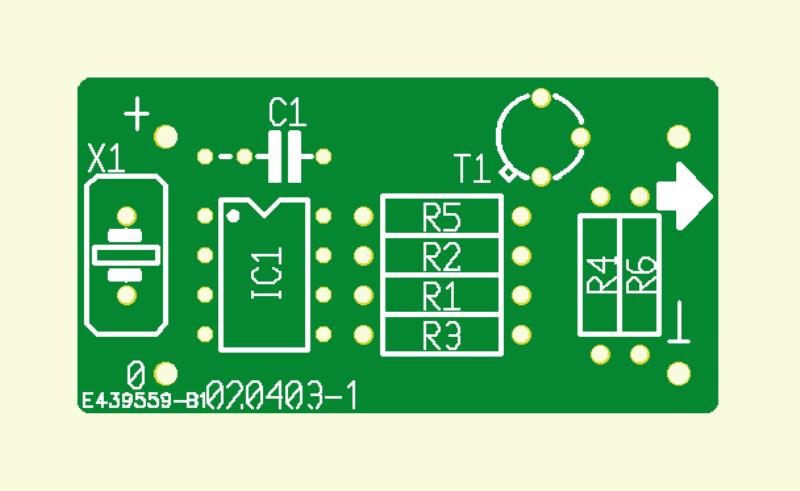 PIC-Testbildgenerator