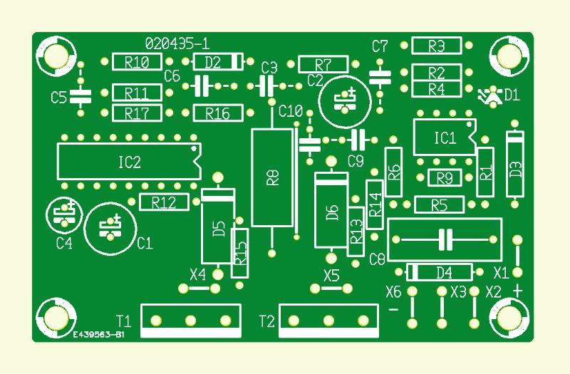 Einfacher Wechselrichter