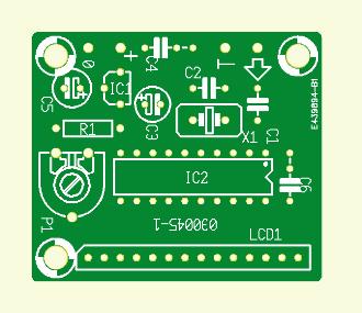 1-MHz-Frequenzzähler