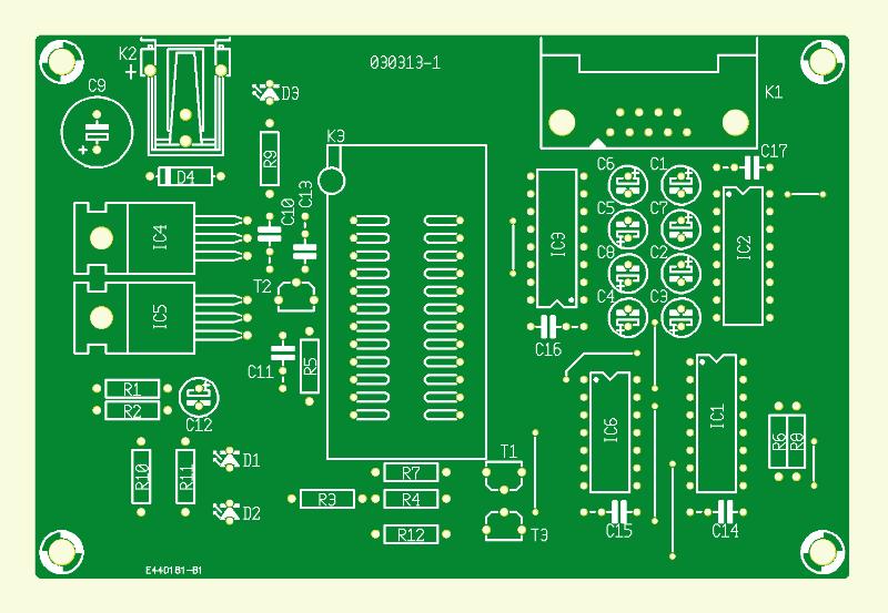 P87LPC760-Programmer