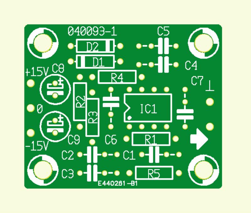 Filterbasierter 50-Hz-Sinusgenerator