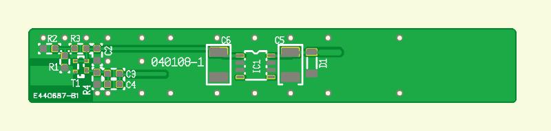 Aktiver Breitband-Tastkopf
