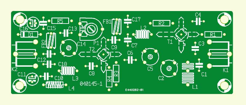 VHF-Antennen-Booster