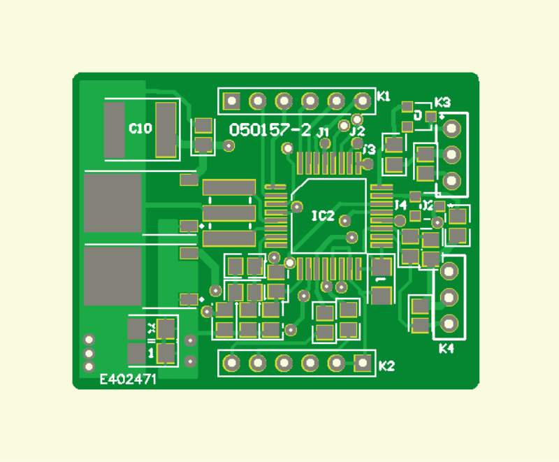 Brushless-Motor-Controller. Microcontroller