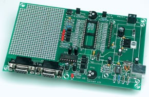 Application Board for R8C/13