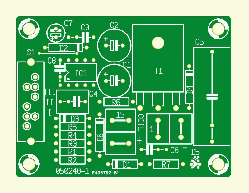 Elektrozaun-Generator
