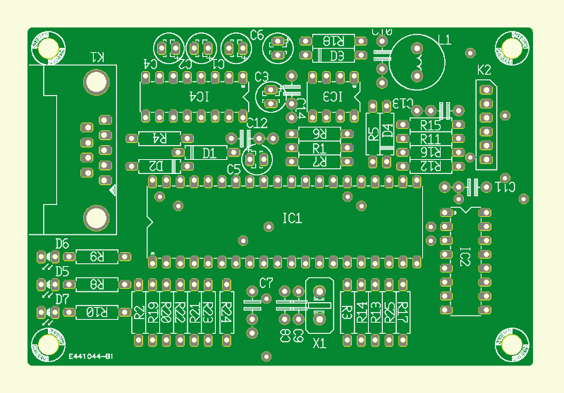 In-Circuit-Debugger/Programmer