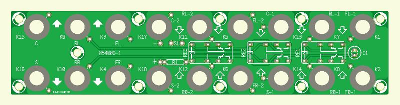 5.1 Surround-Switchbox