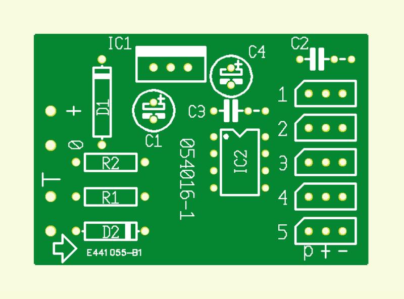 FT639:1-Chip-Servosteuerung