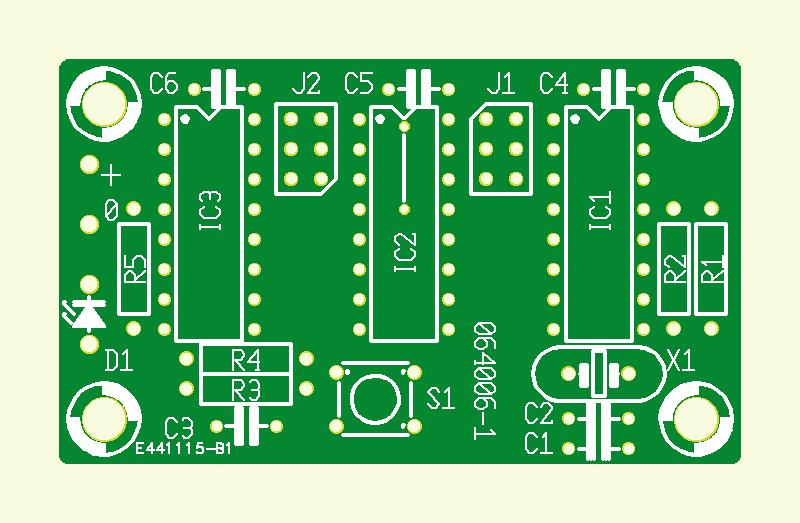 Lichtimpuls-Generator