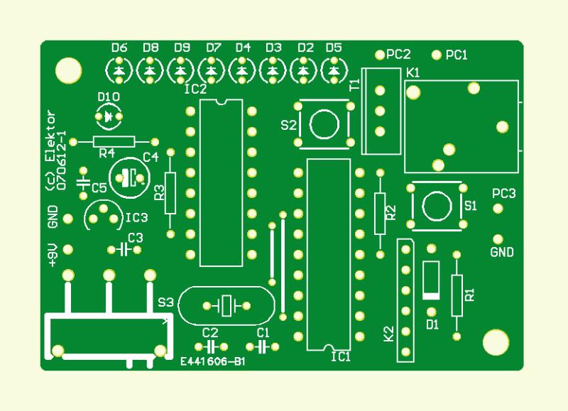 LED-Ringblitz