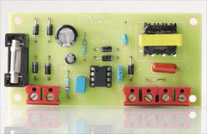 Steuerelektronik für Energiesparlampen