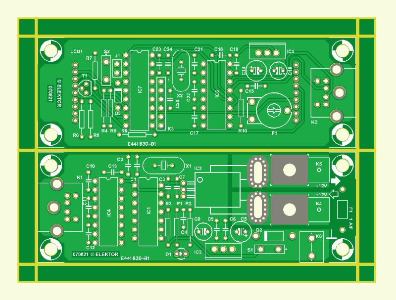 Akku-Verbrauchsanzeige (Nutzen Sensor und Display-Module)