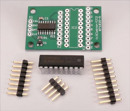 CC2-AVR-Projekt: Portexpander