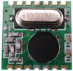 Funk für den Controller/CC2-AVR-Projekt: Funkmodule