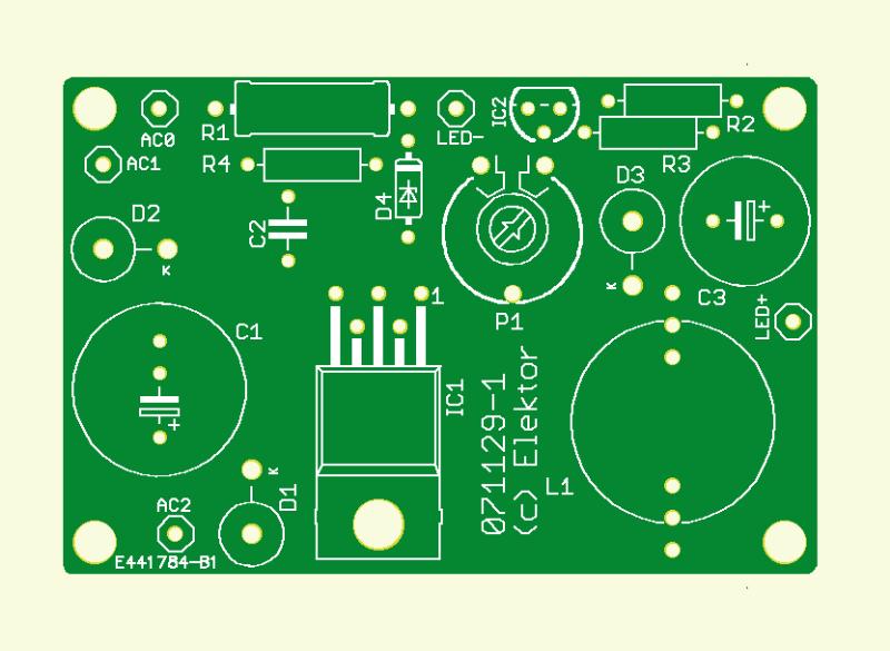 PLDM (Power-LED-Treiber)