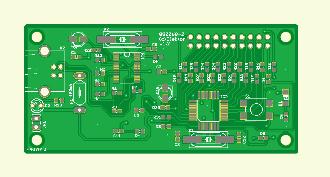 Transistor Kennlinienschreiber (Controller-Platine)