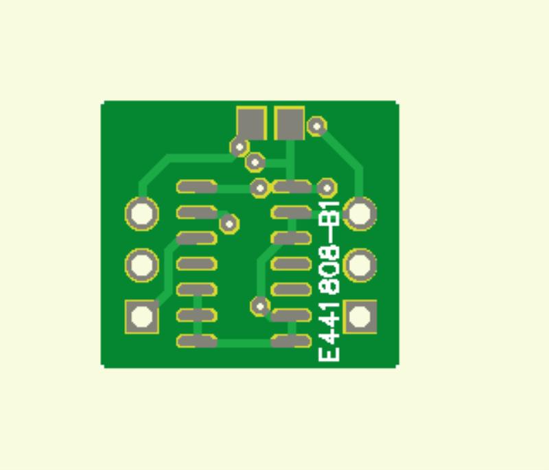 Frame-Raten-Konverter für Funkfernsteuerungen  (Platine)