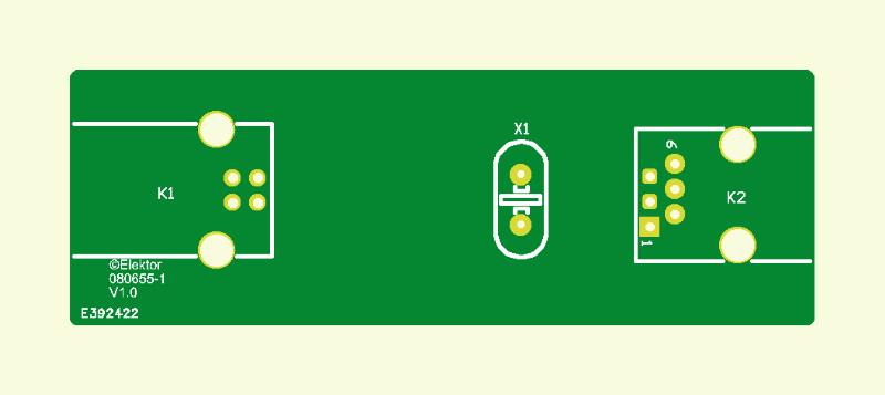 I2C-USB-Bridge (Platine )