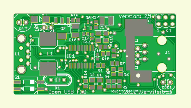 Telefon/VoIP-Adapter mit Linux (100761-1)