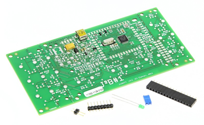 J2B: HMI-Modul mit ARM Cortex-M3 | Kit (110274-71)