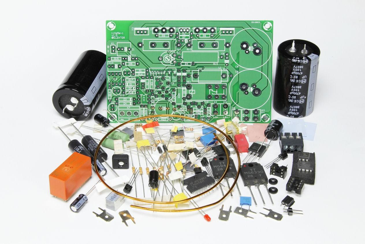 Q-Watt – Kompakte Audio-Endstufe (110656-71)