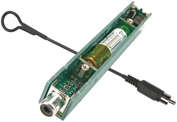 TAPIR – E-Smog-Detektor