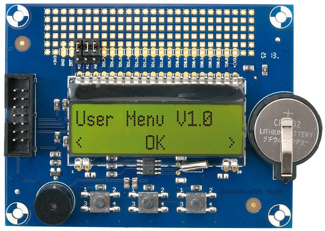 Linux-Extension-Board