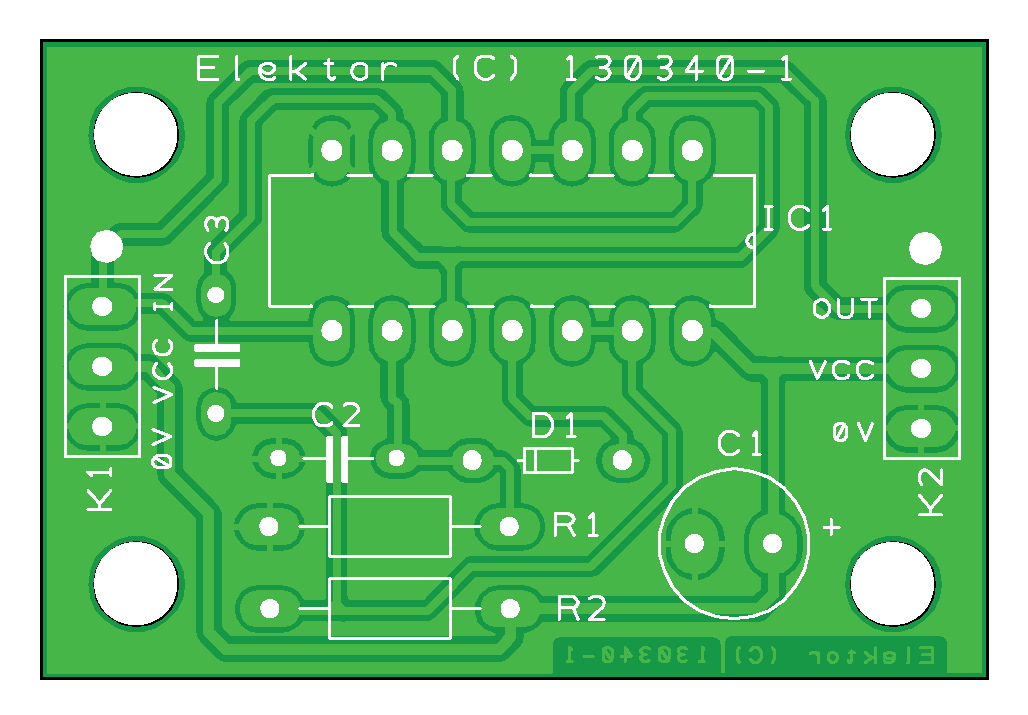 Servo-Polaritätswender (130340-1)