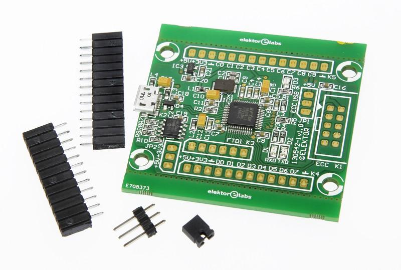 Serieller USB-nach-Multi-Protokoll-Konverter (130542-91)