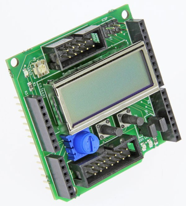 Arduino-Extension-Shield (140009-91)