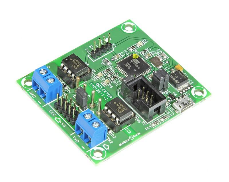 UART/RS232-Datenlogger (140126-91)