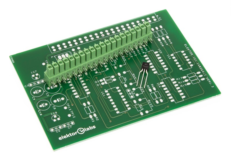 Op-Amp minikit MyDaq (140264-71)
