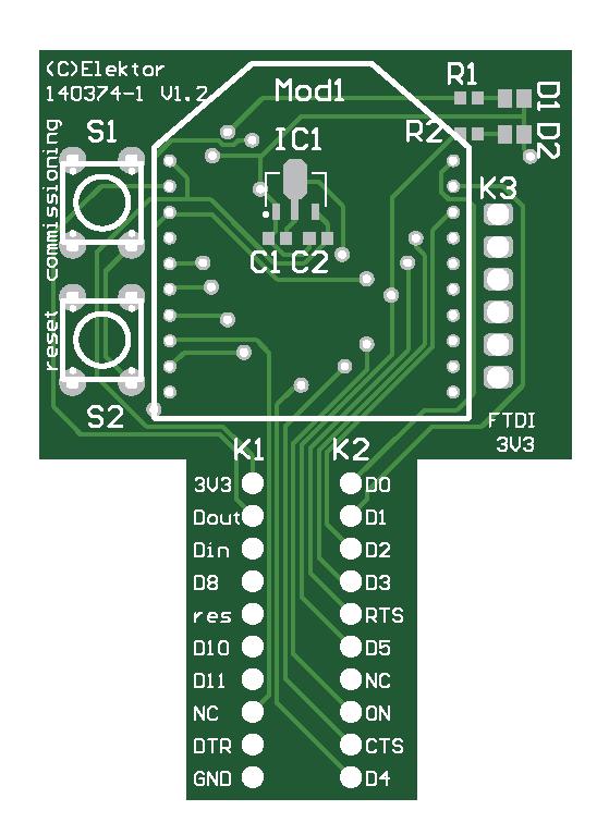 T-Board Wireless (140374-1)