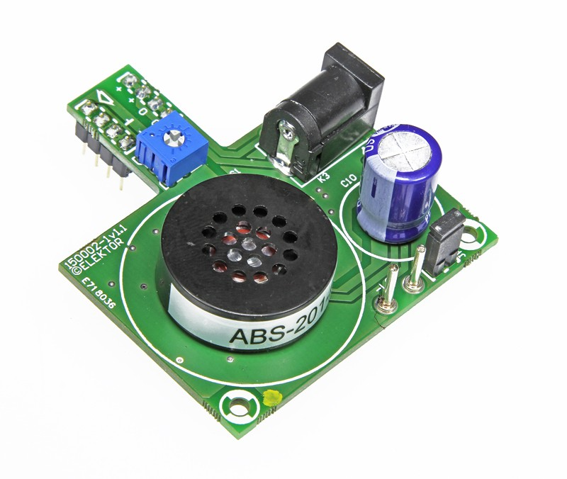 Audio-T-Board (150002-91)